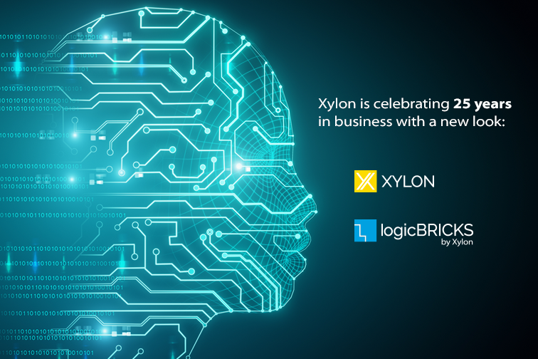 Xylon Announces Rebranding in Celebration of Its 25-Year Anniversary