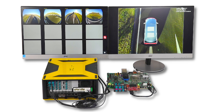 Xylon in the media: Autonomous Vehicle International Magazine, May 2021 Issue