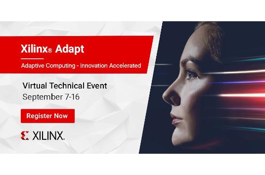 Xilinx Adapt 2021